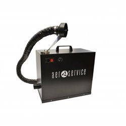 Depuratore portatile per fumi di saldatura