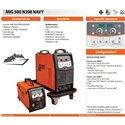 MIG500 NAVY 40 MT - MIG/MAG/MMA/FCAW