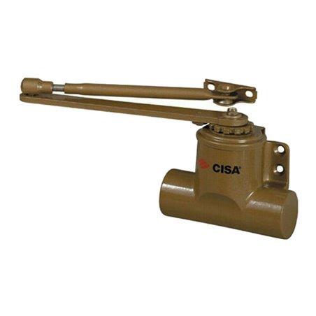 Chiudiporta cisa 60150 03 0 98 serie 601/t