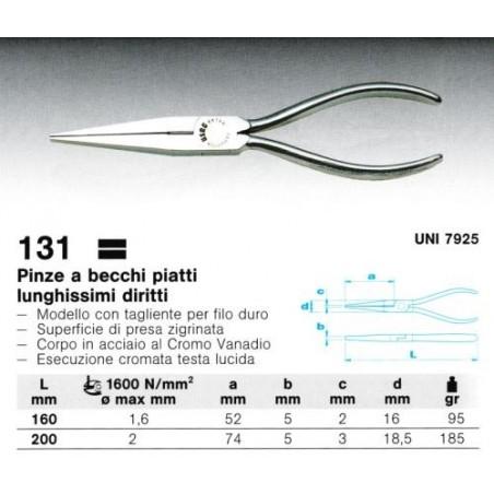 131 160  PINZA BECCHI PIATTI       (E)