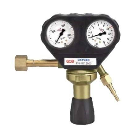 Riduttore Ossigeno GCE ISO 2503 (0780747) UNI10100