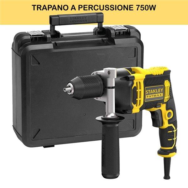 TRAPANO A PERCUSSIONE 750W
