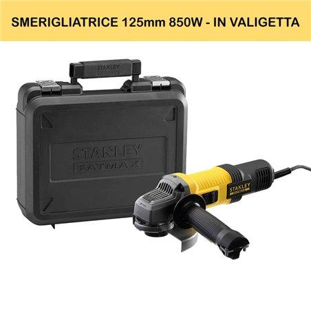 SMERIGLIATRICE 125mm 850W
