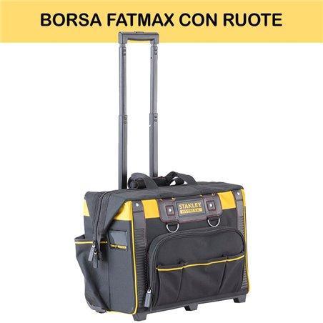 BORSA FATMAX CON RUOTE