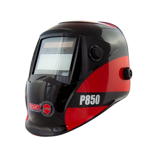 P850 Auto darkening mask