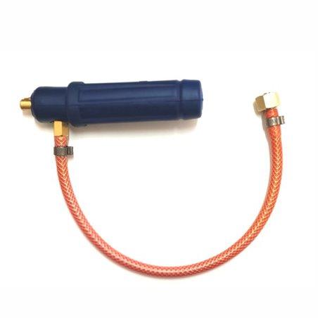 Adattatori torce tig 25 mmq  attacco 3/8