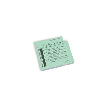 # 48 Replacement cards for 960CMD - Art. 960CMD / R1 Weight (g) 38