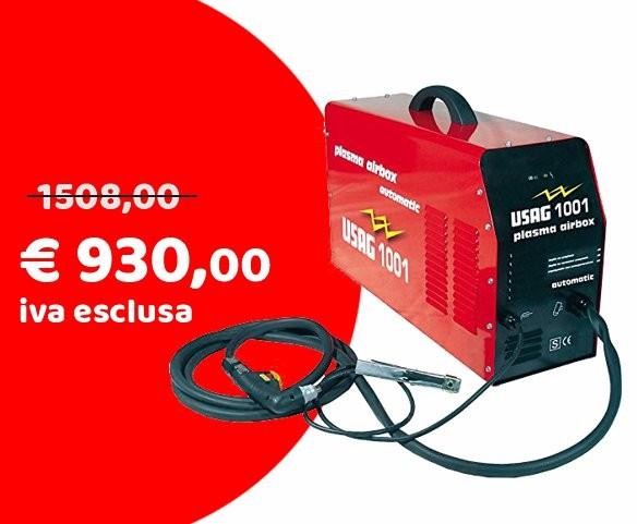 Usag 1001 A / K1 plasma cutting system